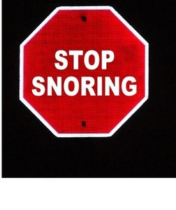 Snoring healthful tips and remedies - Stof snor ...
